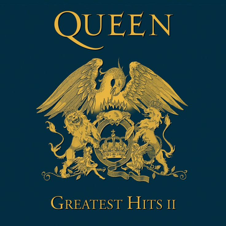Greatest Hits II (2011 Remaster) by Queen
