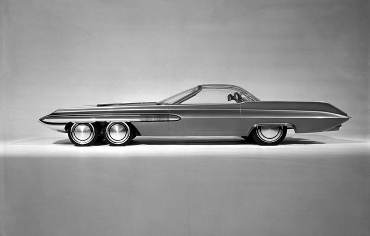 Ford Seattle-ite: one of history's most significant concept cars