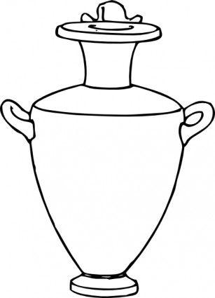 greek pottery designs   Greek Pottery Designs Lesson – Art History – KinderArt