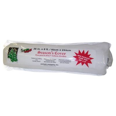 Putnam Company Snow Blanket Indoor Christmas Decoration