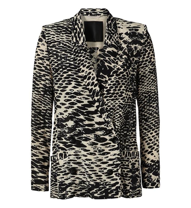 Virkoll Silk-Blend Jacket - InWear