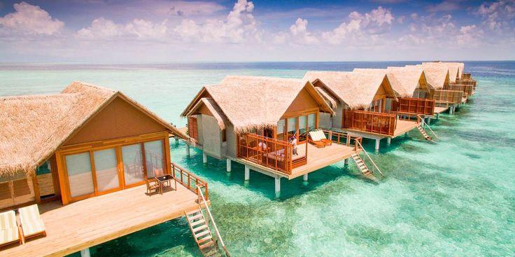 Furaveri Island Resort & Spa - luxury accommodation