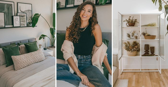 Thanks Tiktok I D Never Wanted To Decorate My Home For Fall Until Now Room Transformation Hotel Style Bedroom Hotel Style