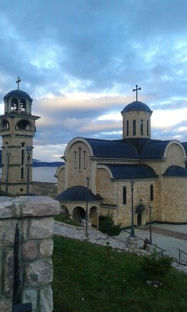 Sv. Nikola - Mavrovo, Macedonia