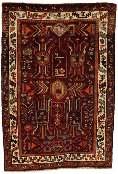Lori - Bakhtiari Persialainen matto 237x159