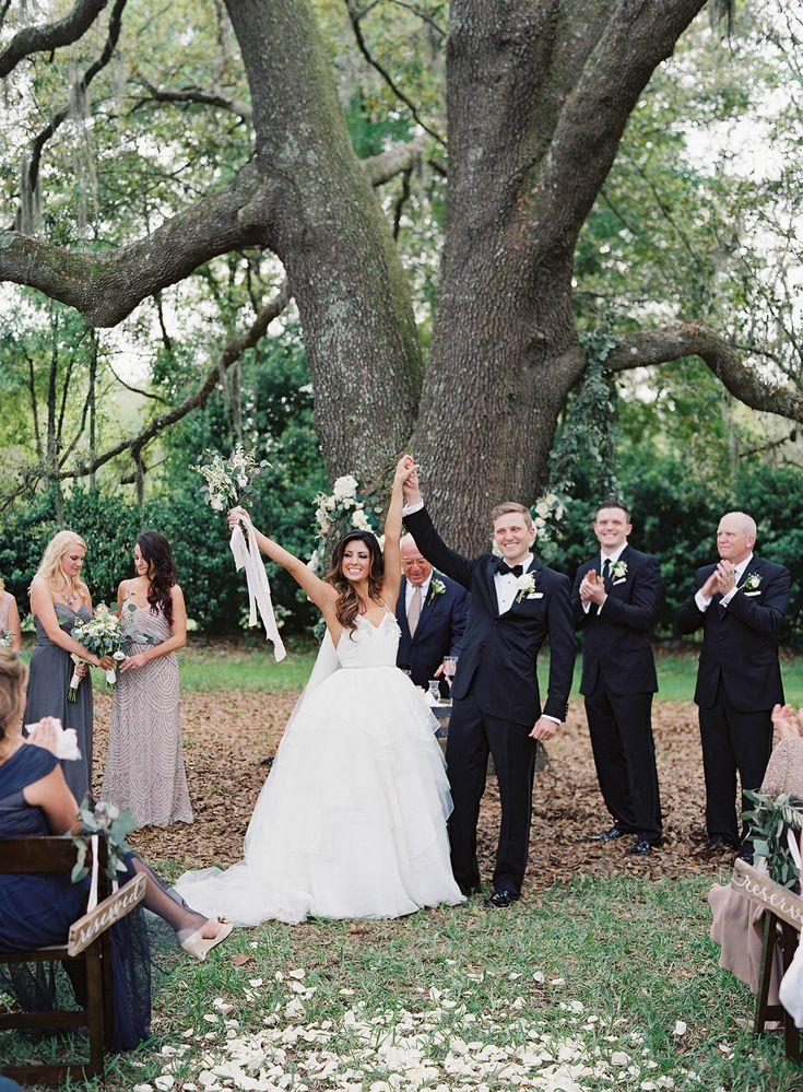 Rustic + Elegant Jacksonville Wedding | Florida wedding ...