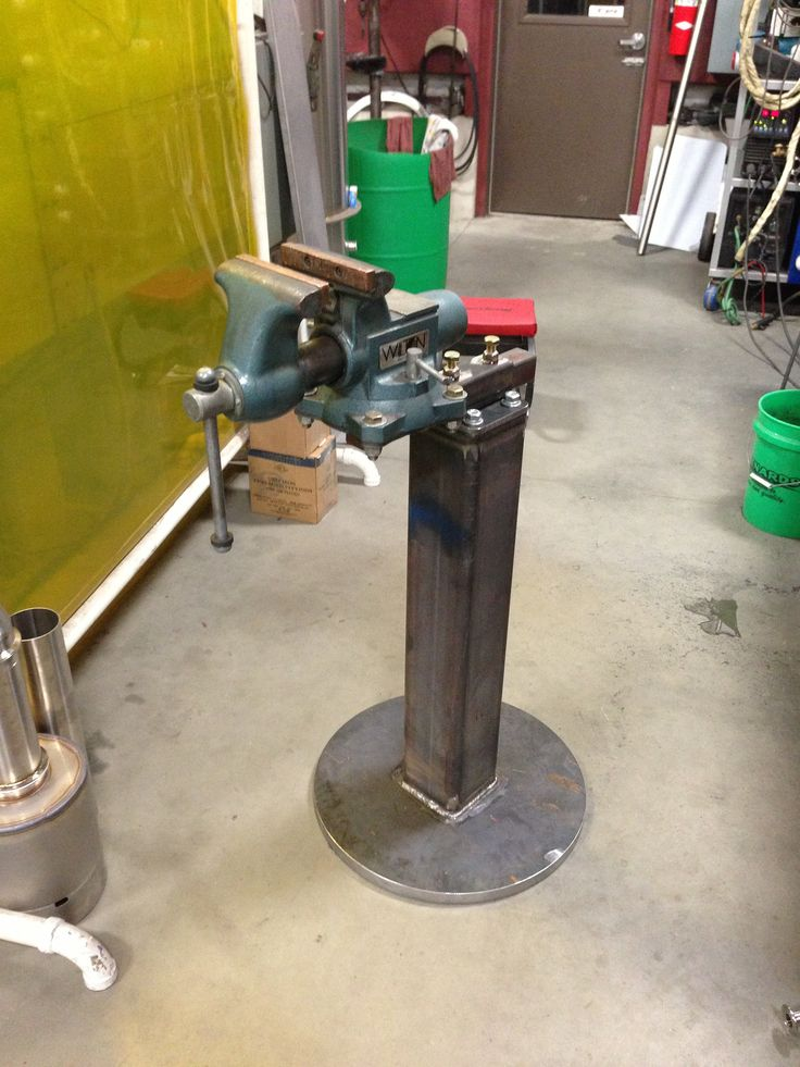17 Best Images About Vise And Grinder Stands On Pinterest