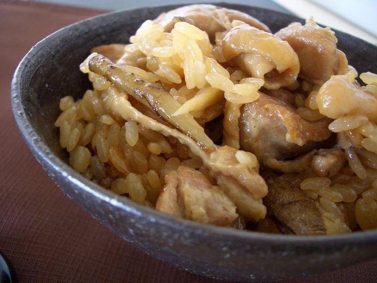 鶏ごぼうの炊き込みご飯 by わんこmama [クックパッド] 簡単おいしいみんなのレシピが217万品