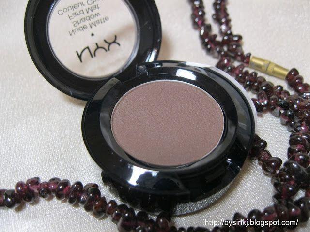 ©Бусинка: Матовые тени NYX Nude Matte Shadows в оттенке Betr...