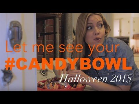 Let me see your CANDY BOWL! A Halloween, Tootsee Roll Parody #CandyBowl - YouTube