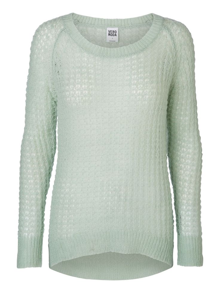 Knit jumper from VERO MODA. Winter knitwear is a wardrobe fave.