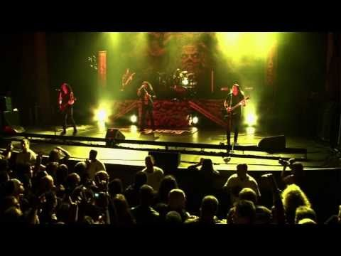 TESTAMENT - Rise Up (OFFICIAL LIVE VIDEO - DARK ROOTS OF THRASH)