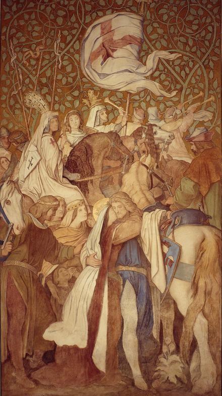 Fresco, Moritz von Schwind