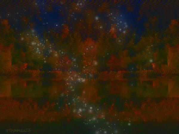 Hallucination: Fever Dream by mpn digital art