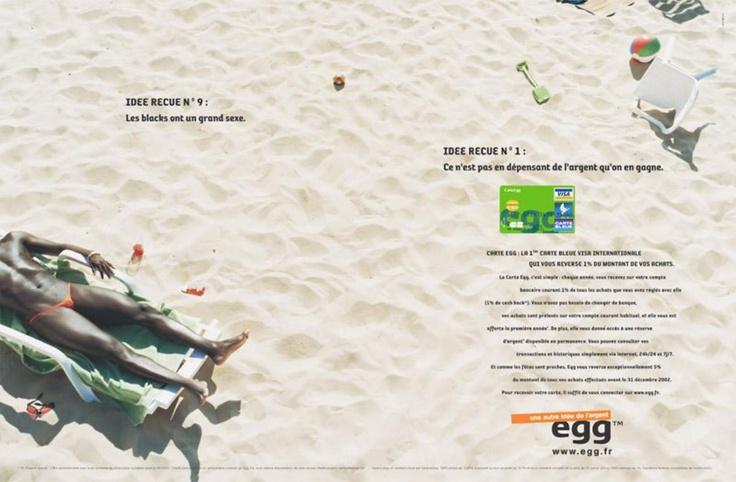 Egg - Une autre idée de l'argent