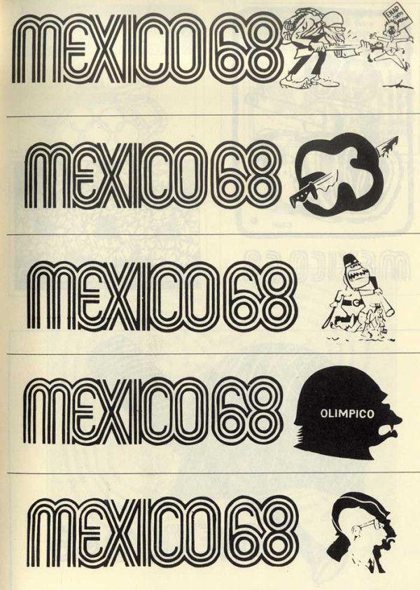 ni perdón, ni olvido... #México68