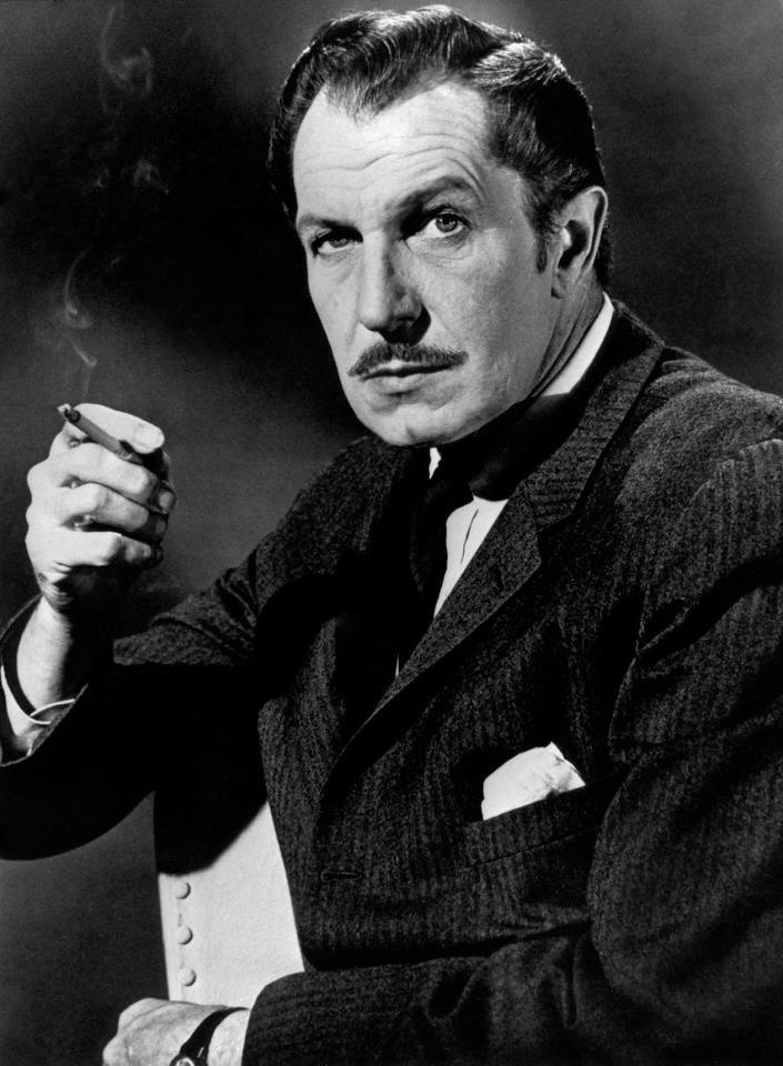 Vincent Price took every role, and he was not ashamed. He built his career in genre movies, and his presence is still felt today.