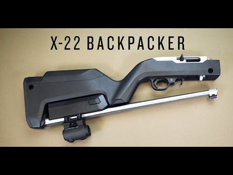 BREAKING: Magpul Announces the X-22 Backpacker Stock for Ruger 10/22 Takedown - The Firearm Blog