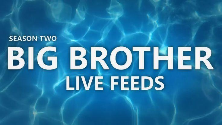 Big Brother Live Feeds Season 2 (Original Intro)