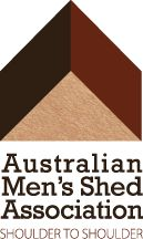 Men's sheds. Blokes doing blokey things supporting each other while working on small projects.
