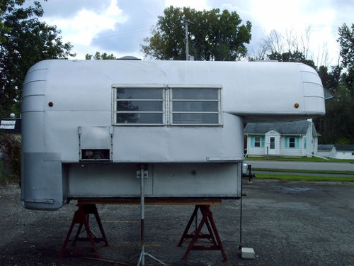 1960 Avion C-10 Vintage Truck Camper, Aluminum in RVs ...