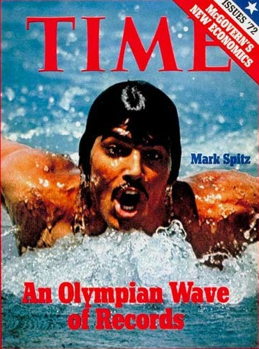 Before there was Michael Phelps there was Mark Spitz. 1972