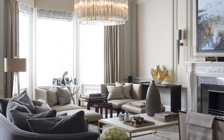 Interior Design by Helen Green - Townhouse, Belgravia