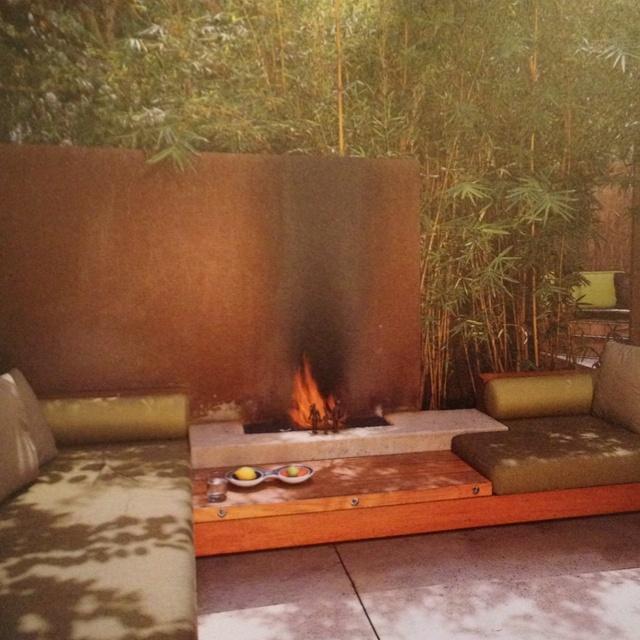 Outdoor loving room by Steven Shortridge