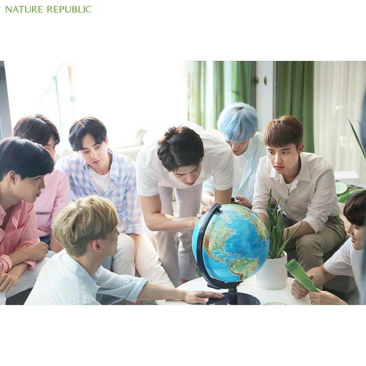 [170711] naturerepublic_kr Instagram update #EXO