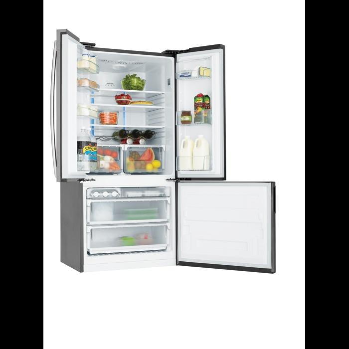 how to fix westinghouse fridge door