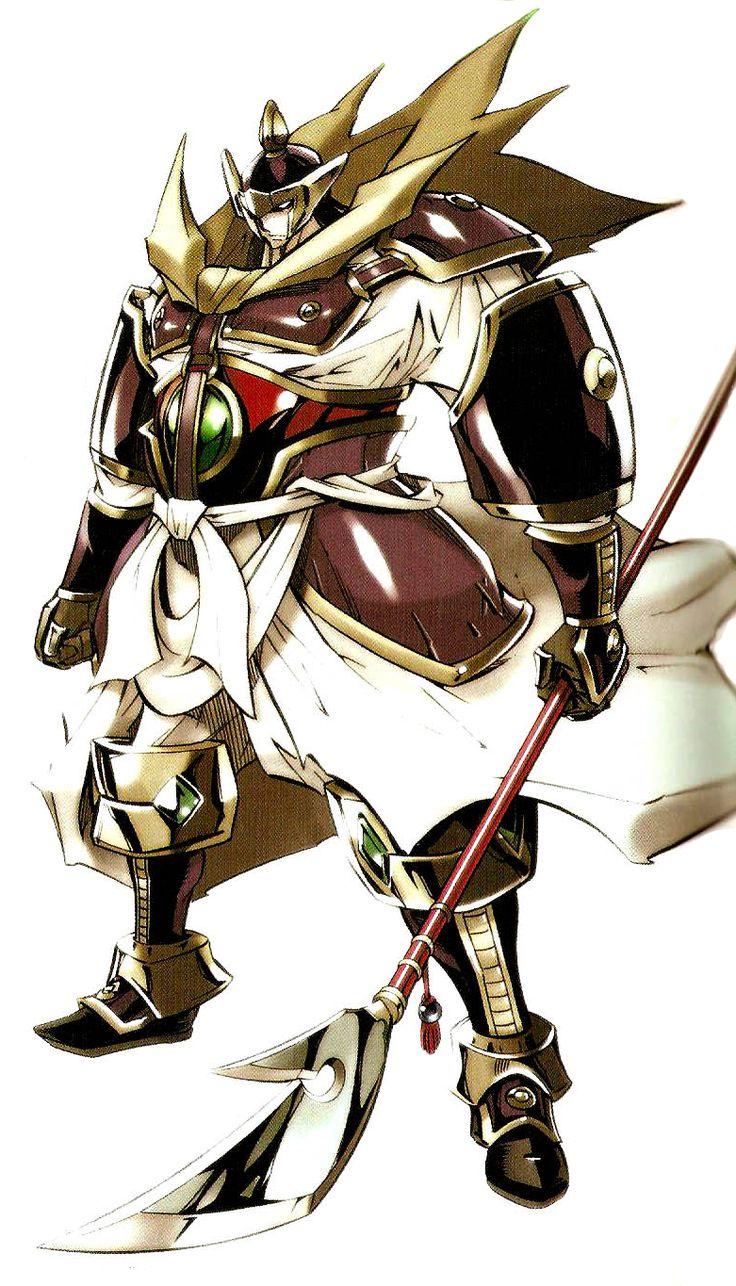 Bason - Shaman King Wiki