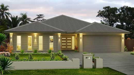 Austart Homes: Display Homes - REGENT 303-BLC-2600. Visit www.localbuilders.com.au/display_homes_victoria.htm for all Victorian display homes