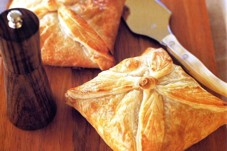 Eat these hearty little pies at home, or pack them up and head off on a winter picnic.
