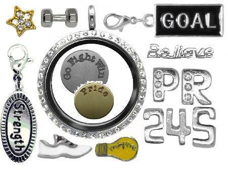 EXCLUSIVE to LocketUp Lady and my CrossFit customers in the Airdrie & Calgary area - commemorate a PR in your locket and when you beat it I will switch out the numbers for free! You've worked SO HARD to achieve it, why not show it off? www.Facebook.com/LocketUpLady