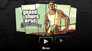 JHØNY G@MES : Baixar GTA - Grand Theft Auto: San Andreas - Para ...