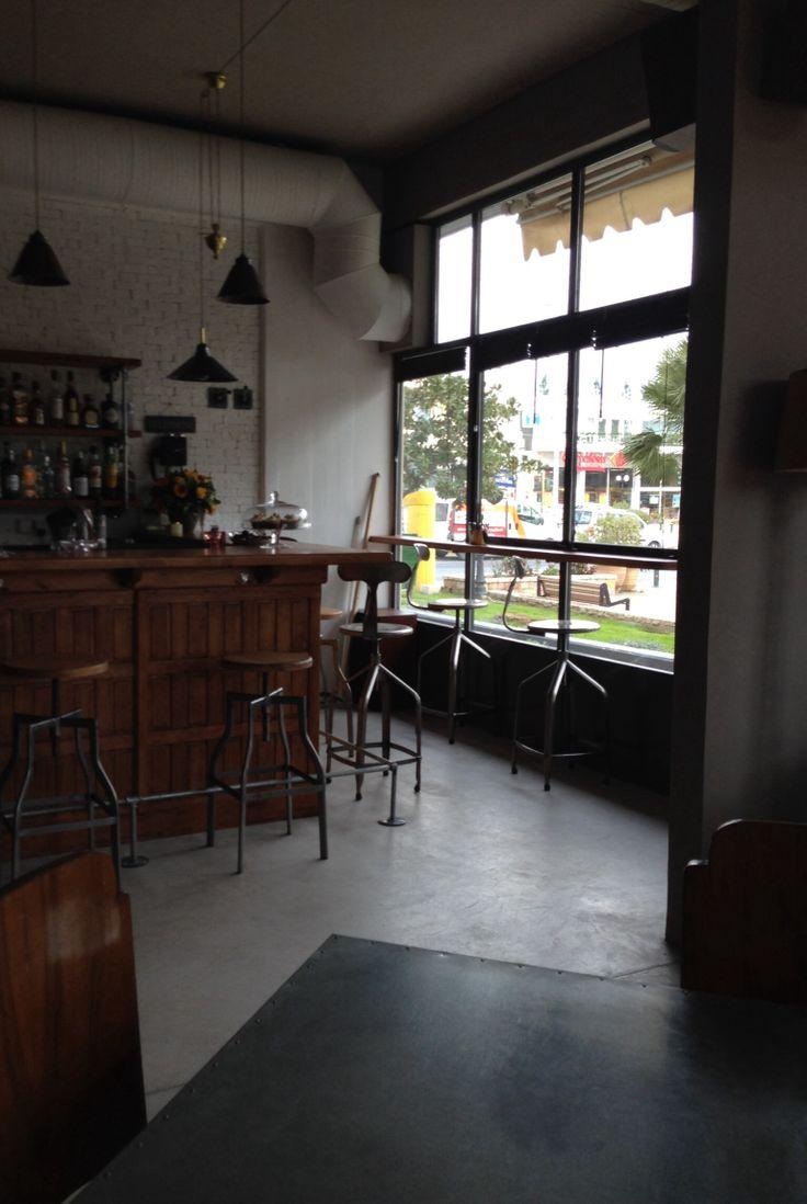 Πsquare cafe Athens Greece