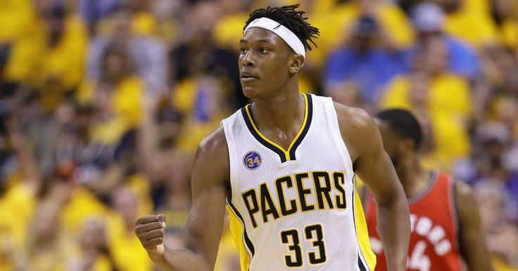 Myles Turner returns to practice after concussion