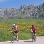 Great mountain scenery - Cilento