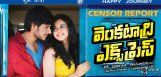 'Venkatadri Express' censor report