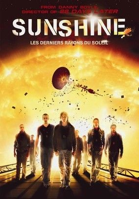 Sunshine is a bit of a low budget Sci Fi film about rebooting the sun, which is dying in the future. A team is sent to near the sun to give it a boost but runs in to some issues including something unknown from the ship of the previous team who was sent to do the same. The movie was suspenseful and decent acting but the style of the editing made it difficult to follow. Maybe it was my mood but never got in to this film right to the end.