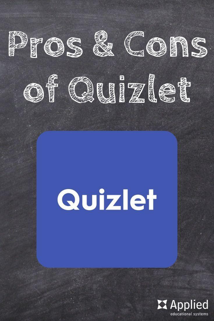medium resolution of Pros \u0026 Cons of Using Quizlet in Your Classroom   Classroom