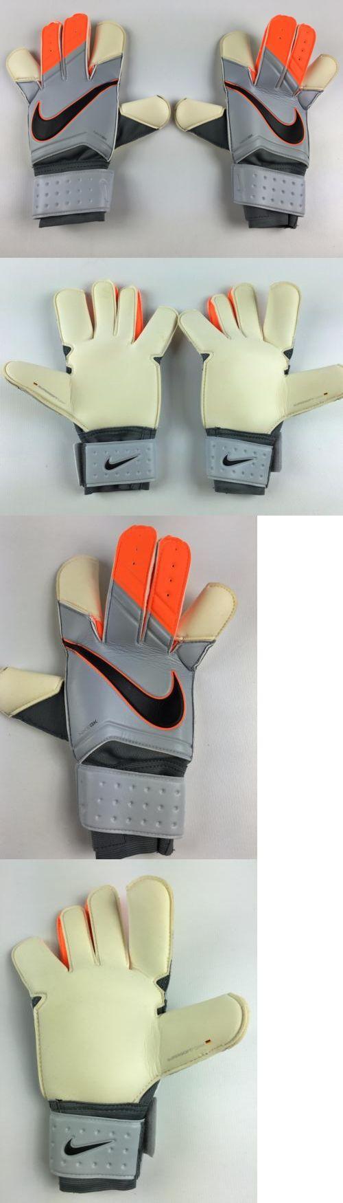 Male gloves ebay - Gloves 57277 Mens Nike Gk Grip 3 Goal Keeper Soccer Football Gloves Sz 8 Or