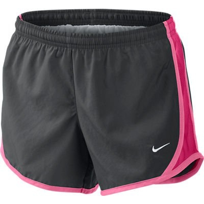 NIKE DRI FIT TEMPO GIRLS RUNNING SHORTS....need a couple more pairs of these for the summer!