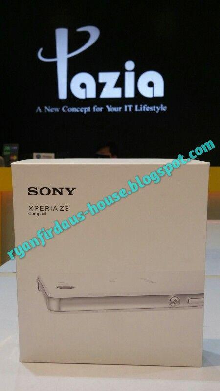 Sony Xperia Z3 Compact harga 6.399.000 . bisa di kredit tanpa kartu kredit