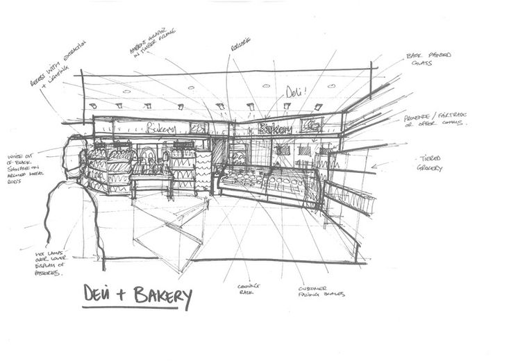 89 best Concept Sketches for Interior Design images on