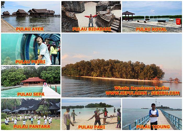Wisata Pulau Seribu