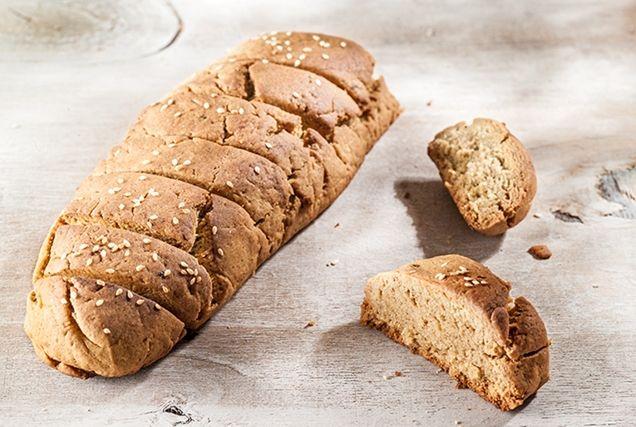 Traditional Sweet Bread With Cinnamon Sugar
