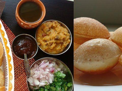 Die besten 25+ Puri recipes Ideen auf Pinterest indische Snacks - indische k che vegetarisch