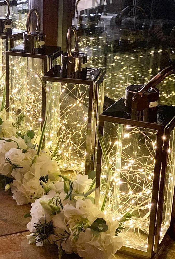 51 Amazing Lantern Wedding Centerpiece Ideas Wedding Forward Lantern Centerpiece Wedding Whimsical Wedding Decorations Wedding Lanterns