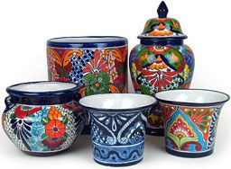 Our Collection Of Talavera Animal Pots Proudly Displays The Intricate  Artistry Of The Talavera Craftsman. These Beautiful Talavera Animal Pots  Will Add A ...
